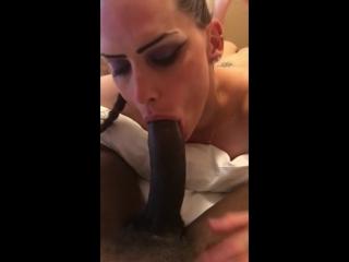 Nikkie dickie sucks black cock (красотки shemale | трансы ts ladyboy трапы sissy trap crossdresser tranny porno)