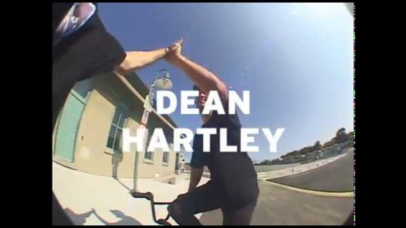 WETHEPEOPLE BMX: Dean Hartley 60 Seconds Of Heat