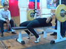 Мазаева А, СВ=61,5 кг, 55 кг на 12 повт , Первенство ТПУ, 23 02 2014