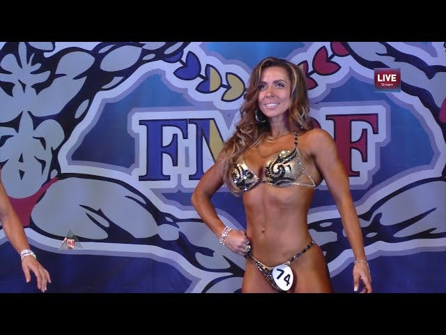 IFBB Moldova 2017 - Bikini Fitness Awards (Below 162 cm)