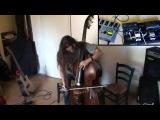 Acoustic Resolution - Bass Loop Solo - Renaud Garcia Fons, Adam Ben Ezra Style