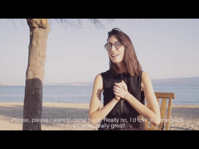 LABO17 | Interview with Amelie Lens