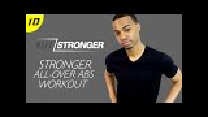 30 Min. STRONGER All-Over Abs Workout | HIITSTRONGER Day 10