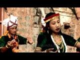 Khamba-Thoibi dance depicting the epic love story of a poor boy and Moirang princess
