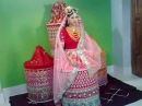 MANDA MANIPURI BRIDE DRESS
