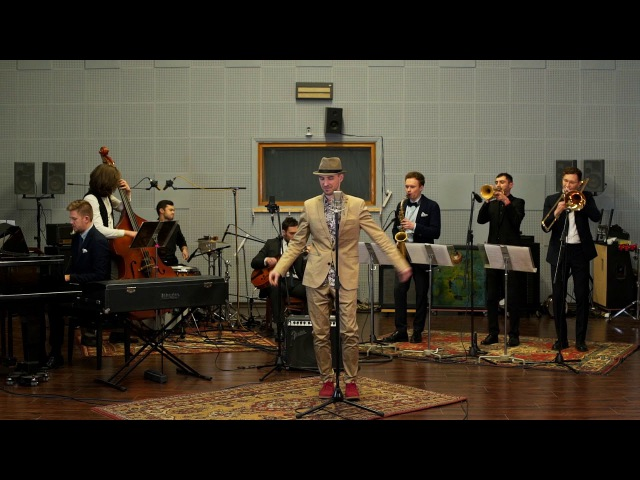 Get Lucky - Daft Punk (Jazz Cover by Newtone Orchestra) Live