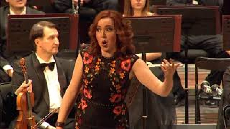 """Vasilisa Berzhanskaya. Rossini """"Nacqui all'affanno"""" from """"La Cenerentola"""""""