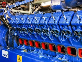 Сервисное обслуживание и ремонт газопоршневой установки с двигателем MWM