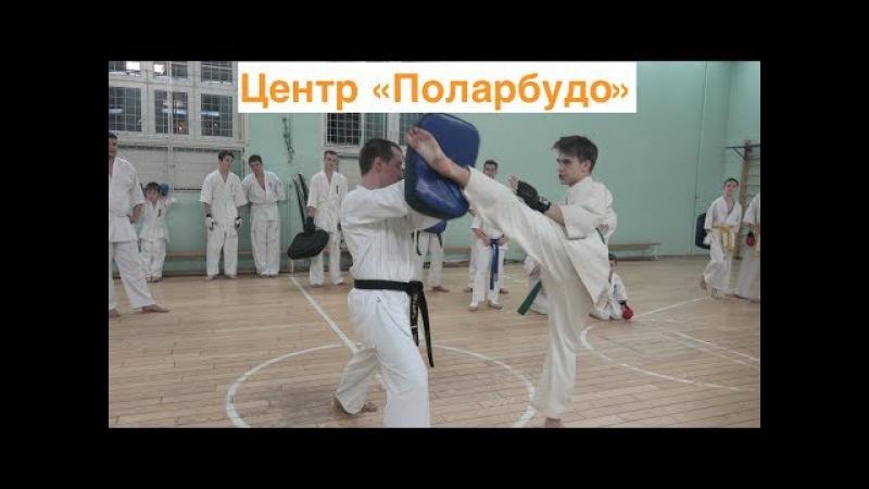 ЦЕНТР ПОЛАРБУДО. КЁКУСИНКАЙ (18.01.18)