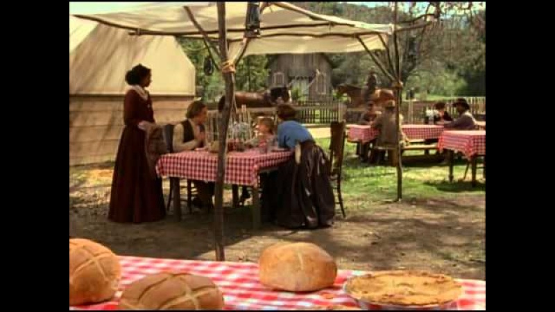 Доктор Куин: Женщина-врач 1 сезон 14 серия Герои 1993 Гуманитарный вестерн