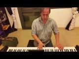 Лейся песня на просторе, не скучай, не плачь, жена - пианино кавер piano cover