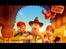 Тэд-путешественник и тайна Царя Мидаса - Трейлер на Русском   2017   1080p