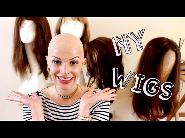 My Wig Collection | Storage and Try On | Hairy Escape