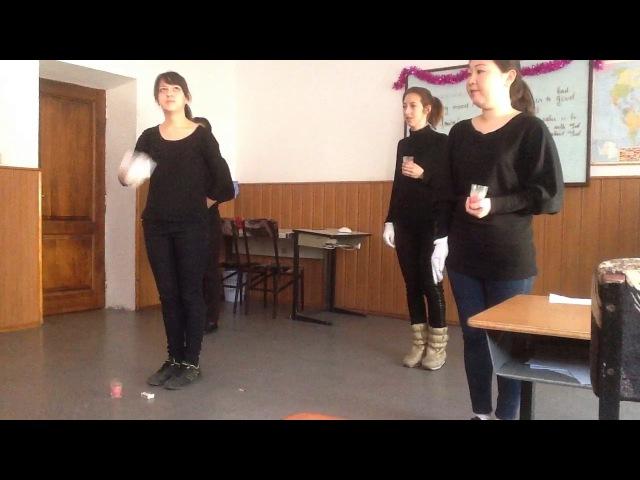 Сценка-танец... Как Свет пришёл в этот мир.