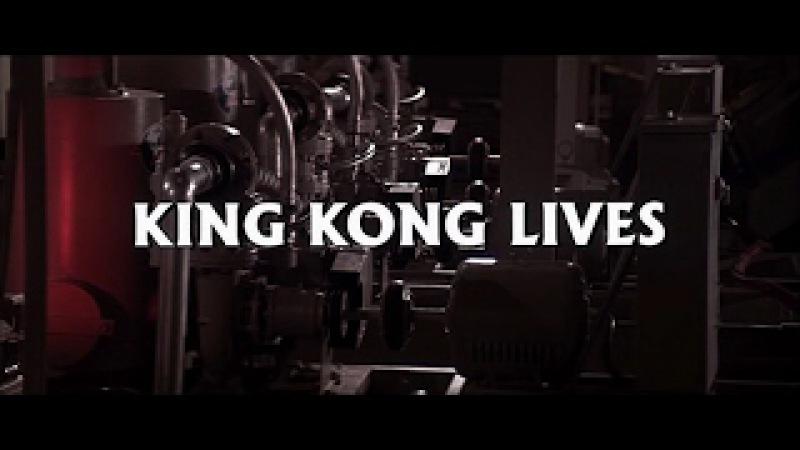 Кинг Конг жив (Фильм 1986)