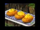 Recette : Pané d'oeufs mimosa. Ça croustille avant de fondre sous la dent