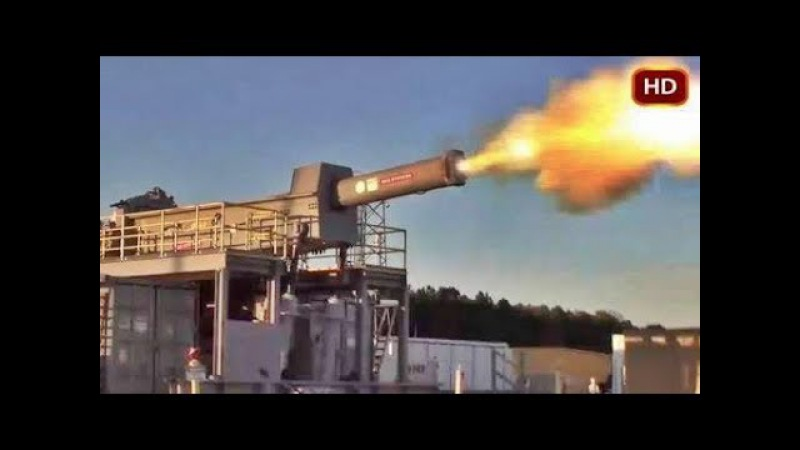 Did you know China has just installed a-Railgun On A-Warship,Defeating-The-U.S. Navy. With a-Punch.