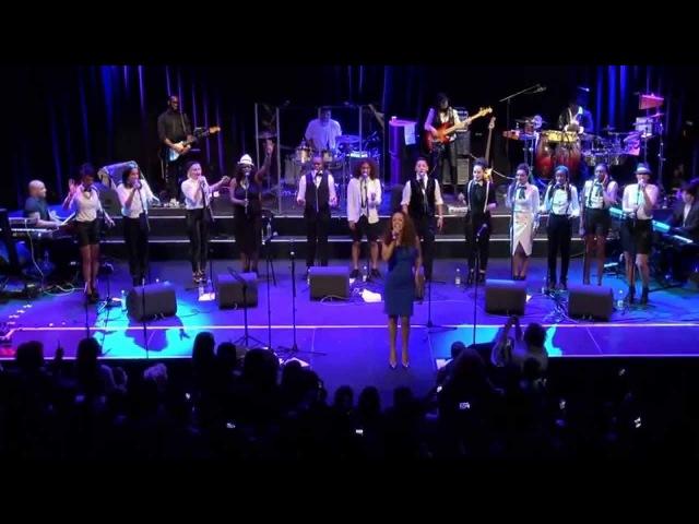 ZO! Gospel Choir ft. Glennis Grace - I love the Lord