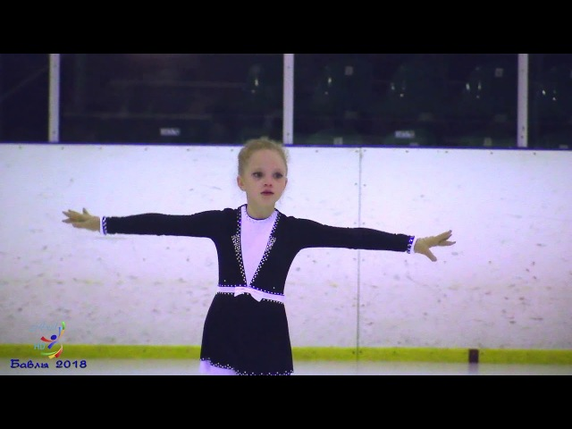 Бавлы2018 КрасильниковаМаргарита, Уфа, 3 юношеский, AxelHD