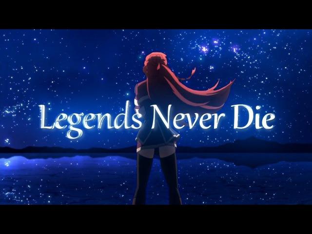 Re:Creators - Legends Never Die • AMV