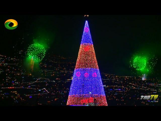 InCruises 8 minutos fogo de Artifício Passagem de Ano Madeira 2017-2018 New Year Fireworks