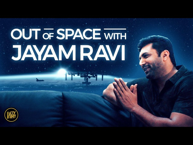 Out of Space with Jayam Ravi   Tik Tik Tik Special   Fully Filmy