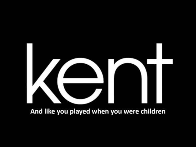 Kent - 400 Slag (English Lyrics)