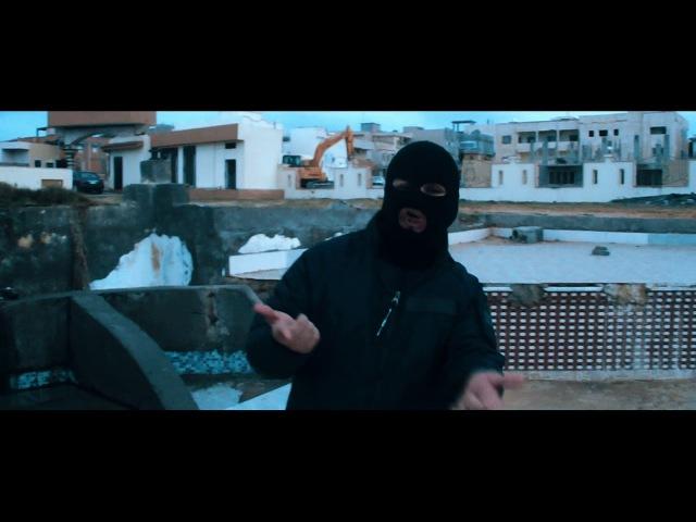 BLack Rebel * NO Silent * Rap Libya 2018 ( Official music video )