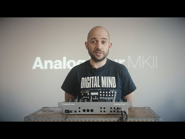 Analog Four MKII — At a glance