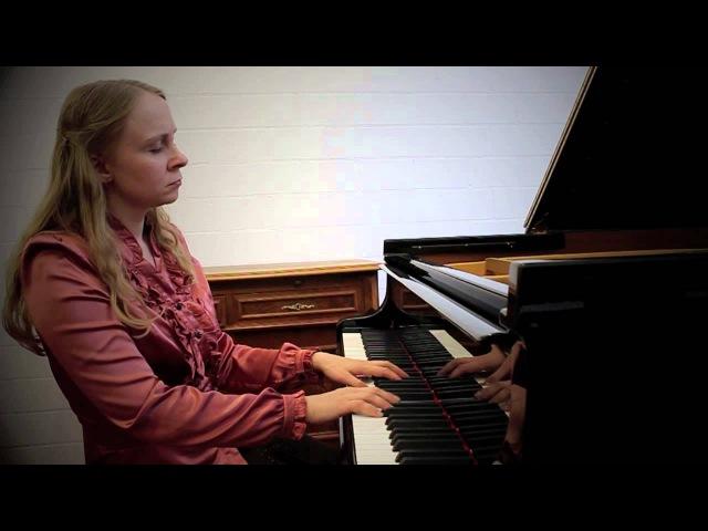 Liadov - Prelude op. 40, no. 3