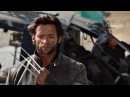Логан убивает агента Зеро Люди Икс Начало Росомаха 2009