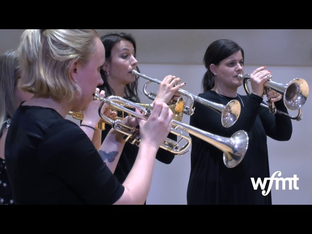 TenThing Brass Ensemble plays Mozart's