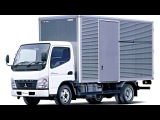 Mitsubishi Fuso Canter Eco Hybrid JP spec FE7 03 2006 10