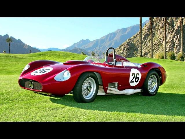 Maserati 450S '1956–58