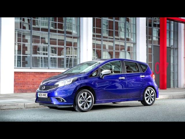 Nissan Note N Tec UK spec '2015