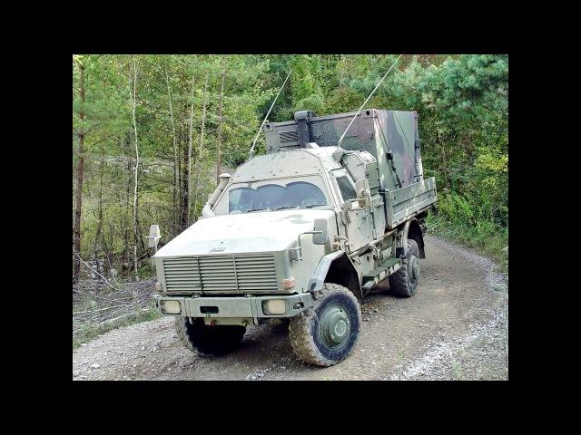 KMW Dingo 2 44 Pickup