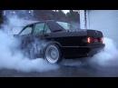 Mercedes-Benz W201 190E   Burnout   Turbo