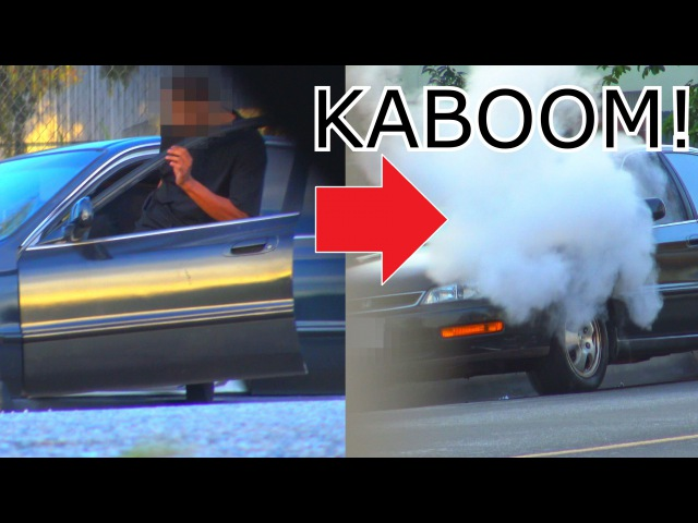 ULTIMATE Bait Car Prank In The Hood! [instant Karma] - Justice -