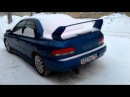 Выхлоп Apexi N1 Subaru impreza wrx sti gc8