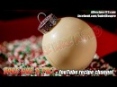 White Chocolate Christmas Ornaments Tutorial By BakeLikeAPro