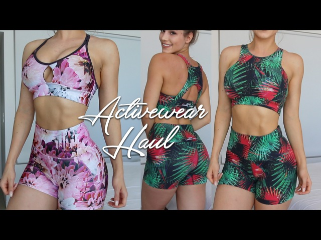 Australian Activewear Haul   Lorna Jane, Cotton On
