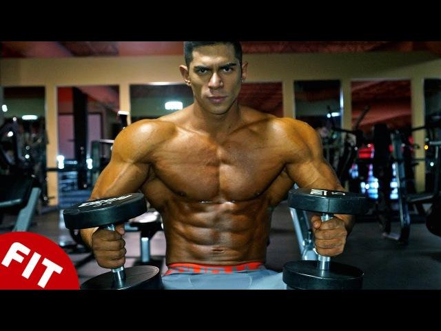 BUILDING THE PERFECT BODY - LATINO SUPERSTAR FERNANDO VALDEZ