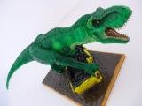 JURASSIC PARK- T.Rex estatua en Arcilla Polim
