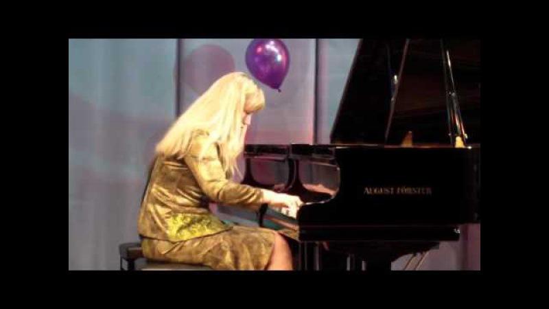 №7 Н Смирнова Танго фортепианный дуэт Тюркина Кленина