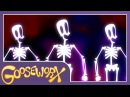 SPOOKY SCARY SKELETONS Gooseworx Cover