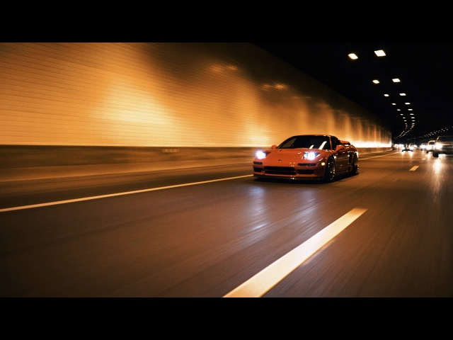 The Soothing Supercharged NSX | 4K