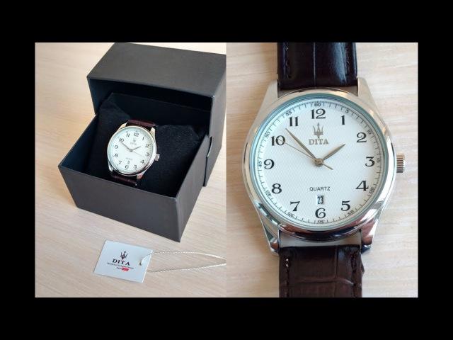 Часы Dita Maserati Кварц Классика Коробка