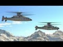 SIKORSKY AND BOEING SHOW THEIR NEW ATTACK HELICOPTER CONCEPT    WARTHOG 2017