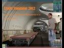 Trainz Simulator 2012. Сказка о Злобном Машинюге и его друзьях.