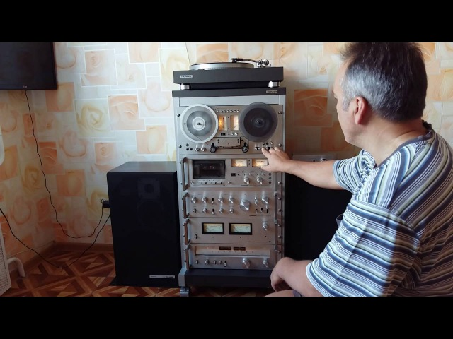 Pioneer vintage audio rack RT 707 CT 8 C 73 M 73 F 73 CS 655 XL 1551